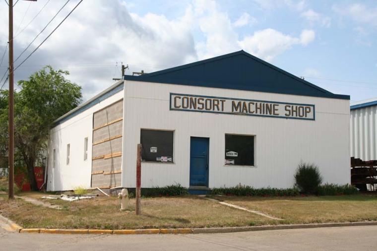 Consort Machine Shop