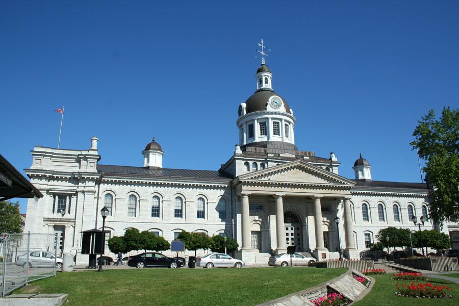 Hôtel de Ville Kingston