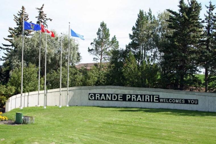 Grande Prairie Bienvenue